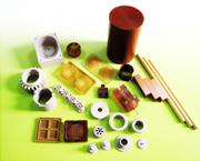 スーパーエンジニアリングプラスチック部品例